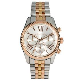 54e461b4fa7ac Relógio Michael Kors Lexington Mk5735 - Relógios no Mercado Livre Brasil