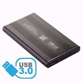 Case Gaveta Hd Notebook Usb 3.0 - Sata 2,5 - Externo - Bolso