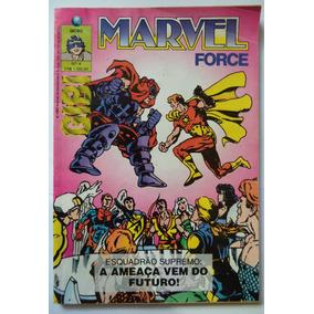Marvel Force Nº 4