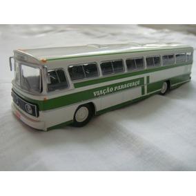 Miniatura Onibus Mercedes Benz - Década De 70 - Escala 1:72