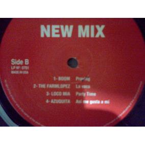 New Mix Lp Vinilo Gapul(varios)dialogomusical