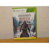 Assassins Creed Rogue Xbox 360 Envio Gratis
