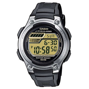 035bddf2d77 Relógio Digital Masculino Bússola Calendário - Relógios no Mercado ...