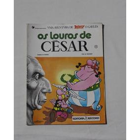 Revista - Asterix Os Louros De César Nº 18