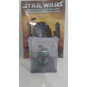 Coleção Capacete Star Wars - Vol.2 Boba Fett
