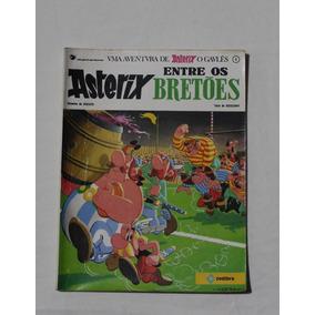 Revista - Asterix Entre Os Bretões Nº 4