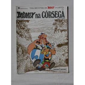 Revista - Asterix Na Córsega Nº 20