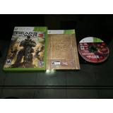 Gears Of War 3 Completo Para Xbox 360,excelente Titulo