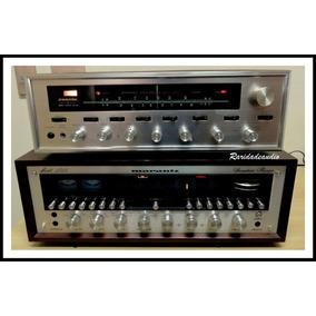 Receiver Valvulado Stereo - Eletrônicos, Áudio e Vídeo no Mercado ... 9e743f4f59