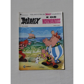 Revista - Asterix Entre Os Normandos Nº 14
