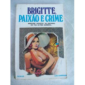 Brigitte Montfort - Paixão E Crime - Lou Carrigan -zz7 Verde