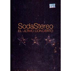 Soda Stereo El Ultimo Concierto Dvd Oferta Gustavo Cerati