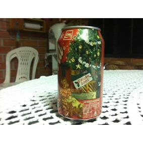 Latinha De Refrigerante Coca-cola Natal 2002