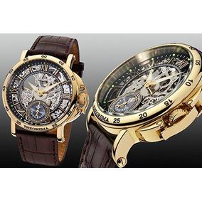 Reloj Theorema Aleman Skeleton. Remato