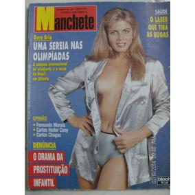 Revista Manchete 2261 O Drama Da Prostituição Infantil