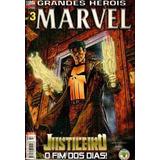 Justiceiro (grandes Herois Marvel 03) Fim Dos Dias