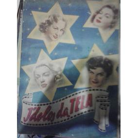 Album Completo De Ídolos Da Tela(1953)