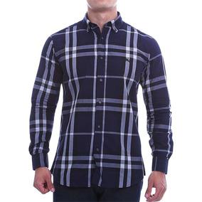 Camisa Social Burberry - Camisa Social Manga Longa Masculino no ... d18d444f0554b