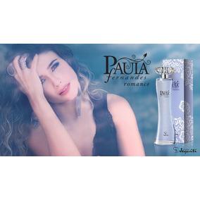 Paula Fernandes Romance Jequiti 100ml+cupons De Sorteio Sbt