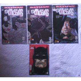 Batman O Messias 1,2 & 3 +batman 03