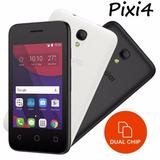 Smartphone Alcatel Pixi4 4017f + Brinde Cartão Micro 16g