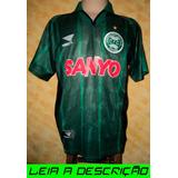 Camisa Do Coritiba - 1998 - Penalty - Sanyo -  9 - G 86d50bbd933f3