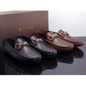 Calzado Refill - Mocasines Gucci de Hombre en Mercado Libre México 9b92e5f4b81