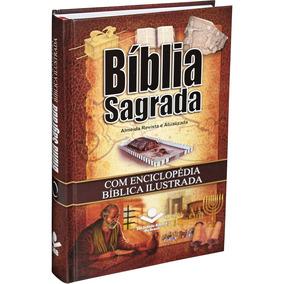 Bíblia Sagrada Ilustrada Com Enciclopédia Bíblica - Ra