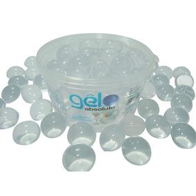 Kit Com 3 Gelo Artificial Pote Com 20 Unidades Bolão