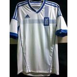7e32edb088 Camisa Grecia 2012 no Mercado Livre Brasil
