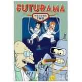 Futurama - Volumen 2 (2000) 4 Dvds