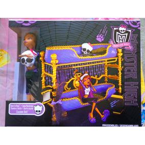 f51dc79c36e2 Monster High Cama De La Loba Clawden Wolf Bunk Bed Litera en Mercado ...