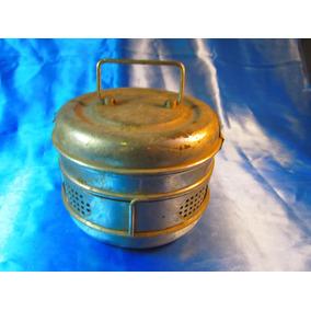 El Arcon Antiguo Esterilizador De Metal 55504