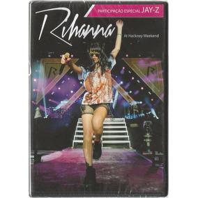Rihanna - At Hackney Weekend -