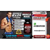 Anabolic Rx24 Potenciador De Testosterona