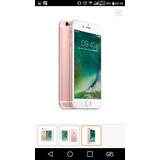 Iphone 6s Apple 32 Gb Ouro Rosa Mn122br/a