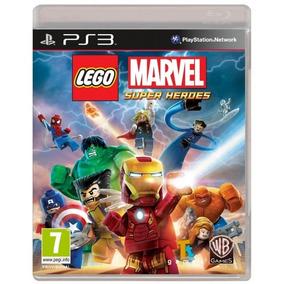 Lego Marvel Super Herois Leg Portugues , Ps3 - Codigo Psn !!