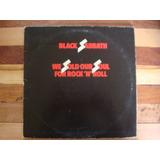 Disco De Acetato Importado Black Sabbath 1976