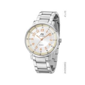 cb927053f2d Relógio Feminino Analogico Dourado Ana Hickmann Ah30255h - Relógios ...