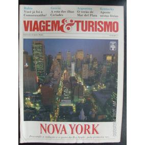Revista Viagem E Turismo N- 27 Nova York