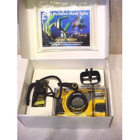 Camera A Prova Da Agua Reefmaster Cl Sl 520