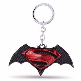 Chaveiro Batman Vs Superman Em Metal