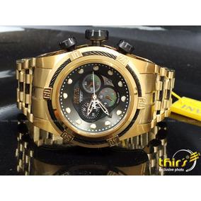 a51092287d2 Invicta Serie Ouro Zeus - Relógios De Pulso no Mercado Livre Brasil