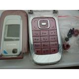 Nokia 6131 - Cover Rosa