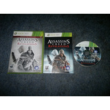 Assassins Creed Revelations Completo Para Xbox 360,excelente
