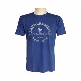 Camisa Abercrombie & Fitch Grade Com 10 Camisas Frete Grátis