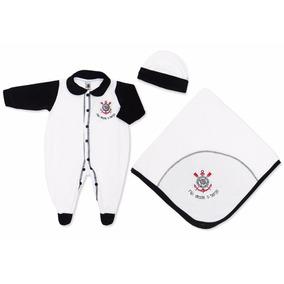 0b5de1f1bd Saída Maternidade Do Corinthians Oficial Licenciado Unissex. R  152 05