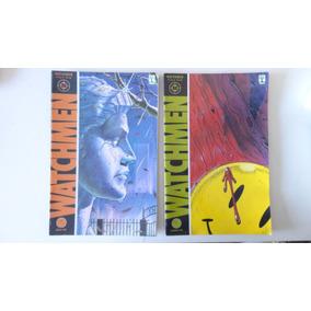 Watchmen Mini-série Quinzenal Nºs 1-2-3-4-5-6-7-10