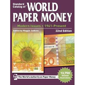 Catálogo Mund Cédulas World Paper Money 1961-2016 - Ed. 2017