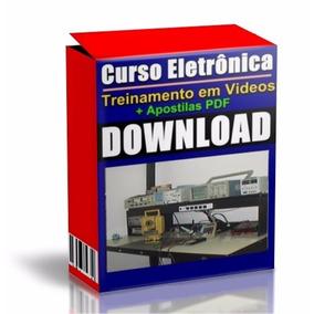 Curso 5 Dvd Eletrônica E Componentes Smd Passo A Passo A3